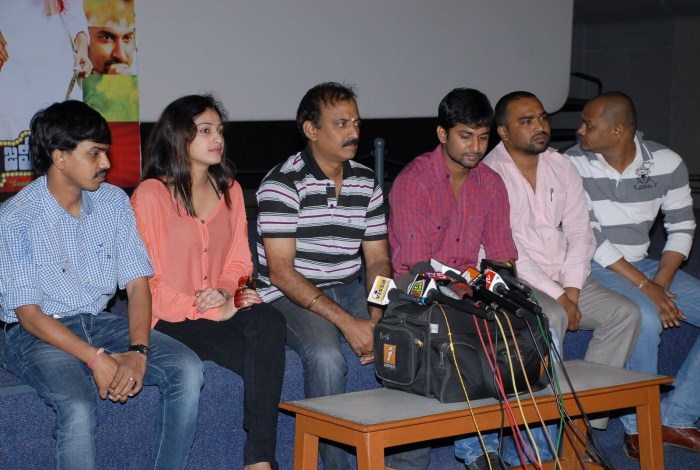 Pilla Zamindar Success Meet Stills wallpapers
