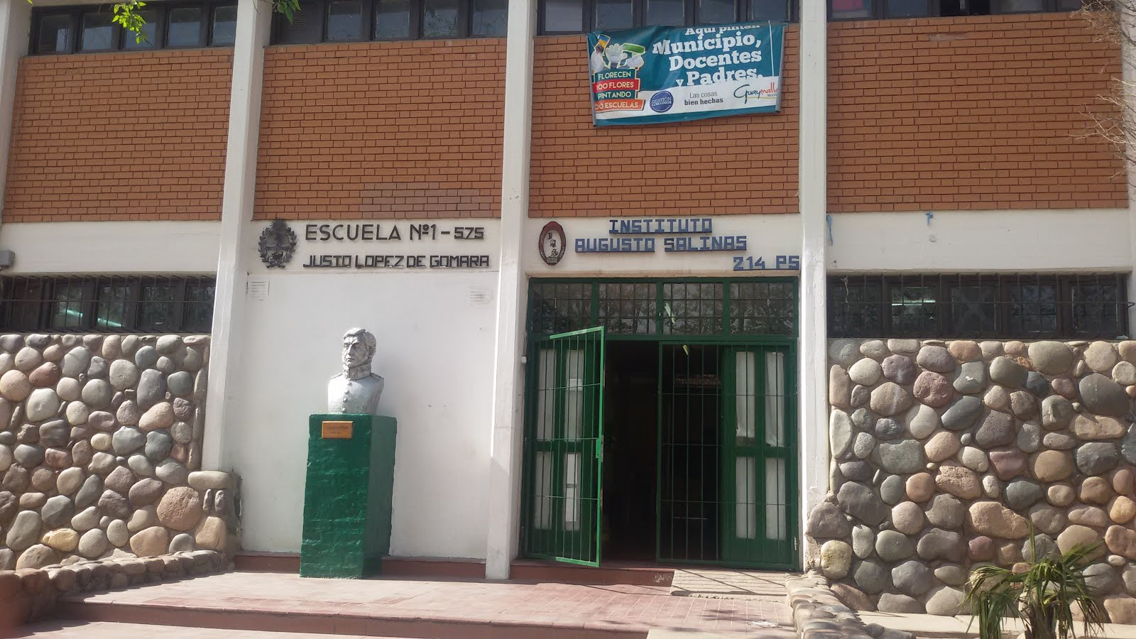 "Escuela 1-575 ""Lopez De Gomara"""