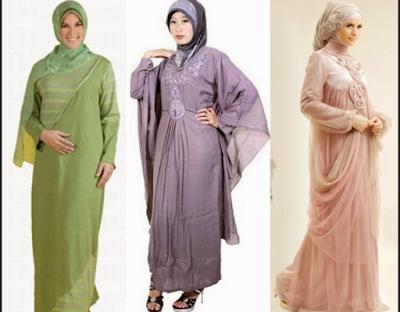 Related Model Baju Gamis Untuk Orang Gemuk Dan Pantas