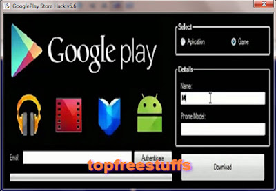 Google Play Store Hack v5.6