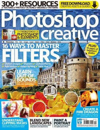 Photoshop Creative Magazine Issue 119 2014