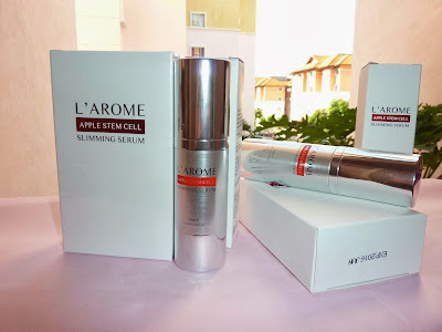 L'AROME APPLE STEM CELL SLIMMING CELL