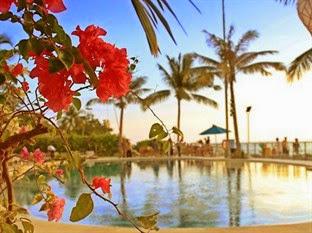 Home @36 Condotel - Kolam renang pinggir Pantai