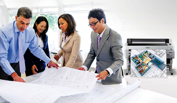 Epson T-Series Technical Drawing printers