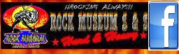 ROCK MUSEUM / SAINTS & SINNERS GROUP FACEBOOK