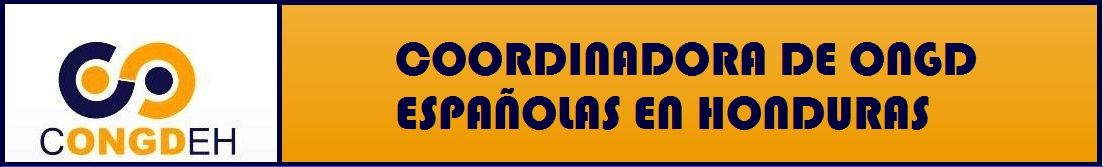 Coordinadora de ONGD Españolas en Honduras
