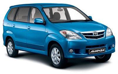Toyota Avanza Sport