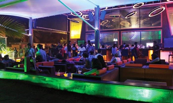 Cafe Mambo, Baga Beach, Tito's Lane, North Goa