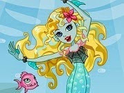Monster High Lagoona Spa