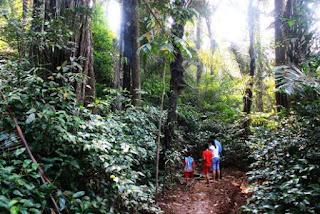 Sumur Cikahuripan Cipeueut Jejak Peradaban Sundaland