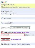 Tips Mendaftar Email via Opera Mini HP
