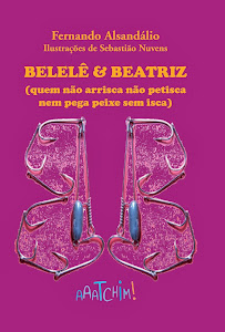 Belelê & Beatriz, de Fernando Alsandálio - R$ 30,00