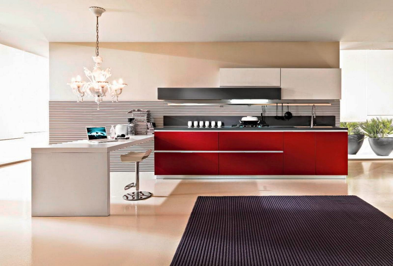 The Best interior design: Home design ideas for kitchens Italy