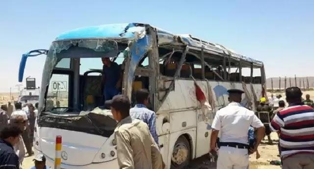 Σφαχτέ τους άπιστους! τα ίδια μυαλά και ράτσα με αυτήν των κομμουνιστών Ανατίναξαν λεωφορείο με Χριστιανούς– 23 νεκροί, 25 τραυματίες