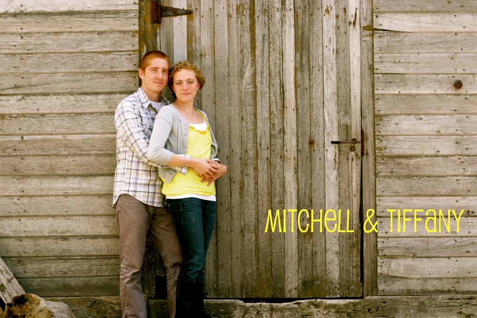 Mitchell and Tiffany Elias