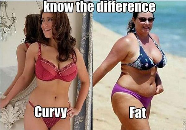 Know The Difference Guys!