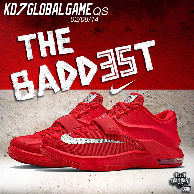 Kd 7 Global Game On Foot