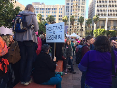 Women's March - Los Angeles