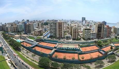 "ITF SENIORS GRADO ""A"" Ciudad de Miraflores -PERU"
