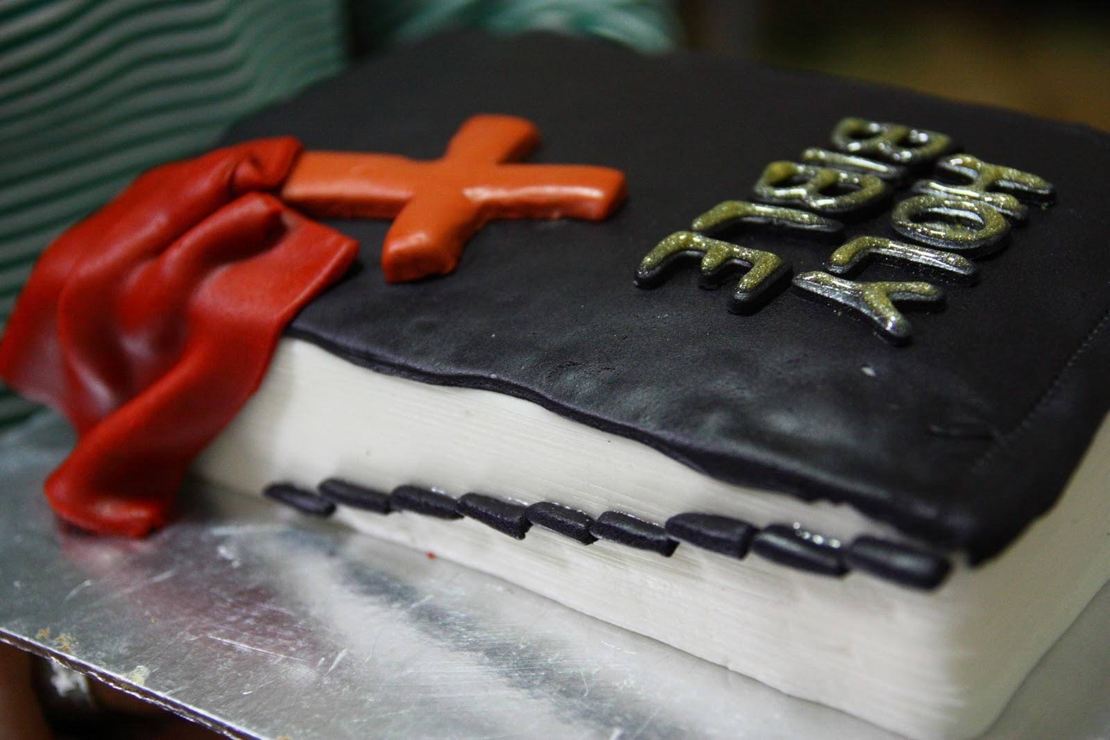 Holy Bible Cake Sherbakes