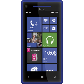 Htc accord blue kit windows phone 8x 4g mobile phone for Window 4g mobile