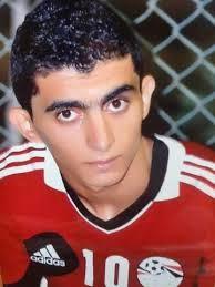 أحمد سمير ظهير أيسر الزمالك