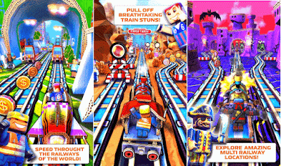 paper train rush apk mod