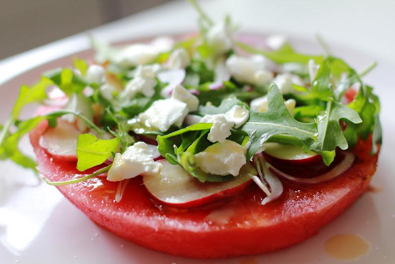 Sunday's Recipe: Summery watermelon salad | Styleseeking Zurich