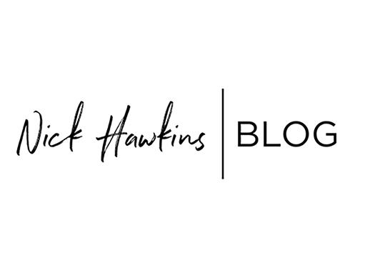 Nick Hawkins Blog