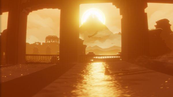 Experiencia personal con el videojuego Journey en PS3