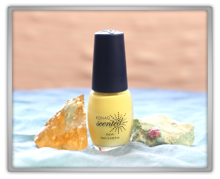 겟잇뷰티박스 by 미미박스 memebox beautybox Scentbox #5 Tropical fruits unboxing review preview box konad scented nail polish pineapple