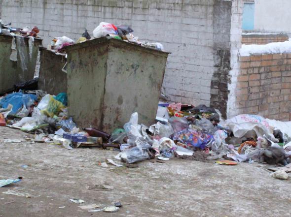 В России введут «налог на мусор»