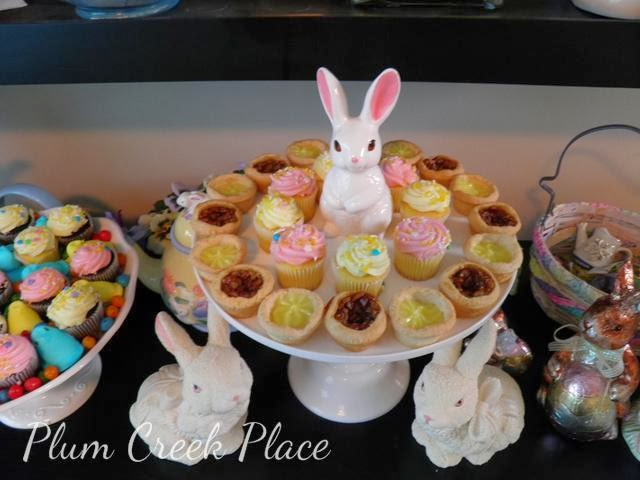 Easter Dessert buffet