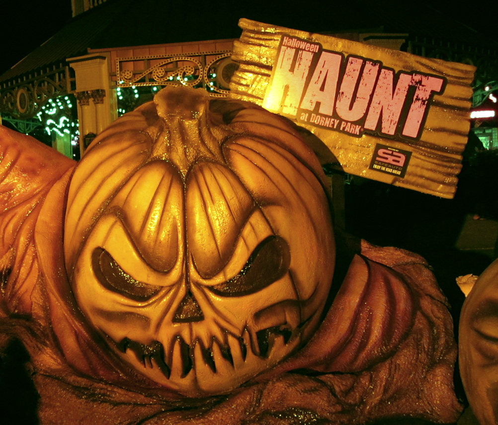 newsplusnotes: embrace the fear at dorney park's halloween haunt vii
