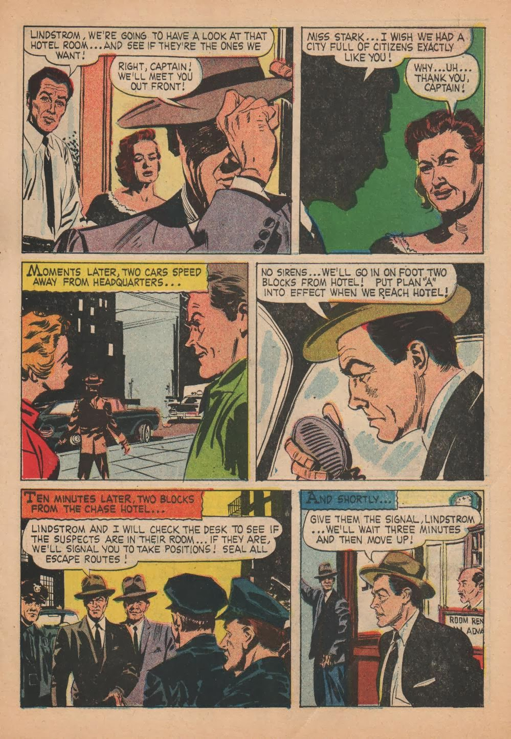 Mel Keefer Was Mostly Known For His War Comics