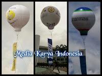 Balon Iklan / Balon Promosi