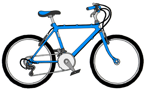 is a bike a simple machine