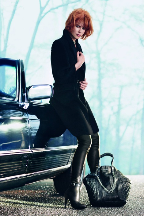 Nicole Kidman in Jimmy Choo Fall 2013 Campaign