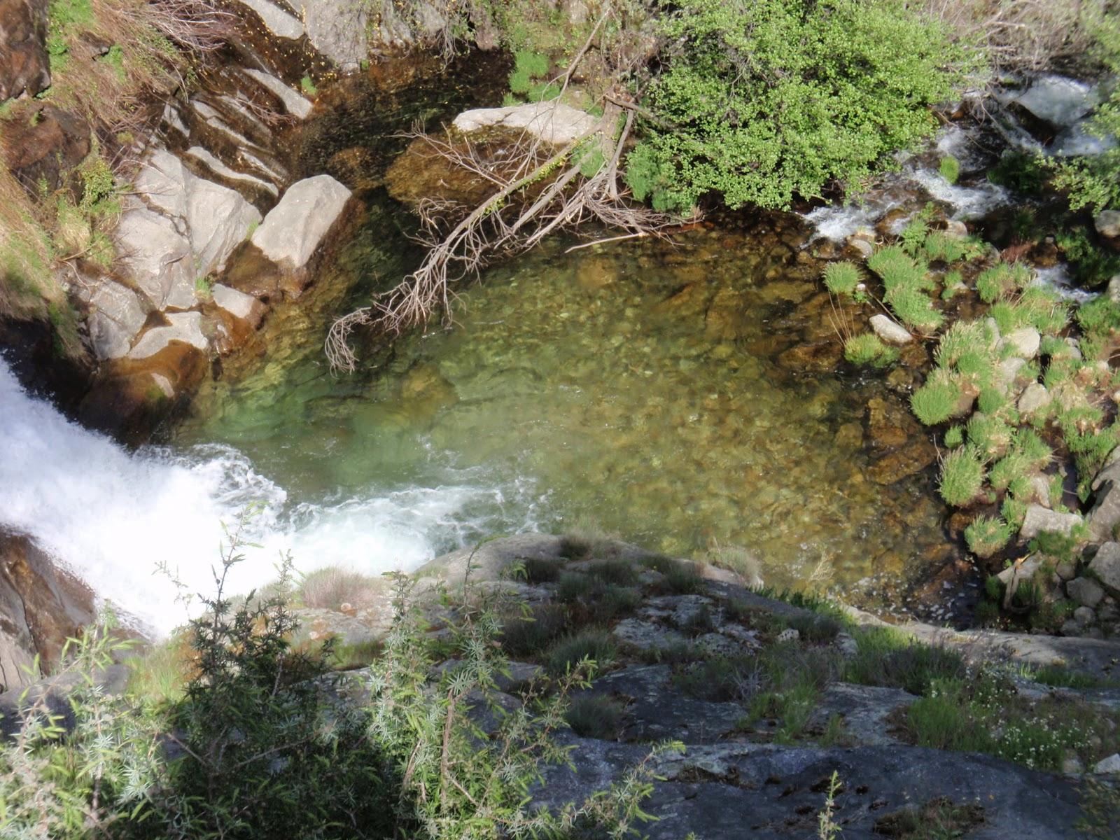 Tengo un plan escapada al r o arbillas for Candeleda piscinas naturales
