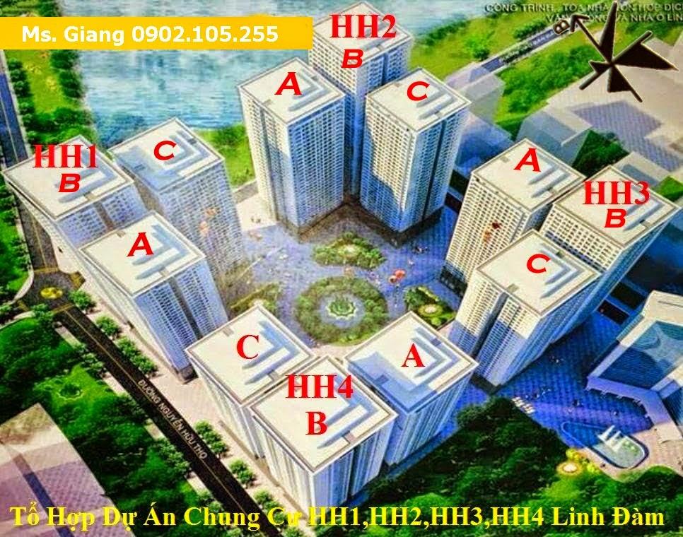 Chung cư HH Linh Đàm