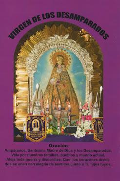 Virgen de los Desamparados en Valencia - 2016