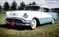 Oldsmobile, Holiday, 55