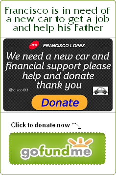 28A. Francisco is in need of a new car to get a job