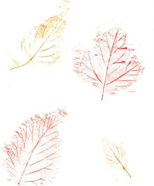 Leaves Painting For Kids Beautiful Leaves Painting by