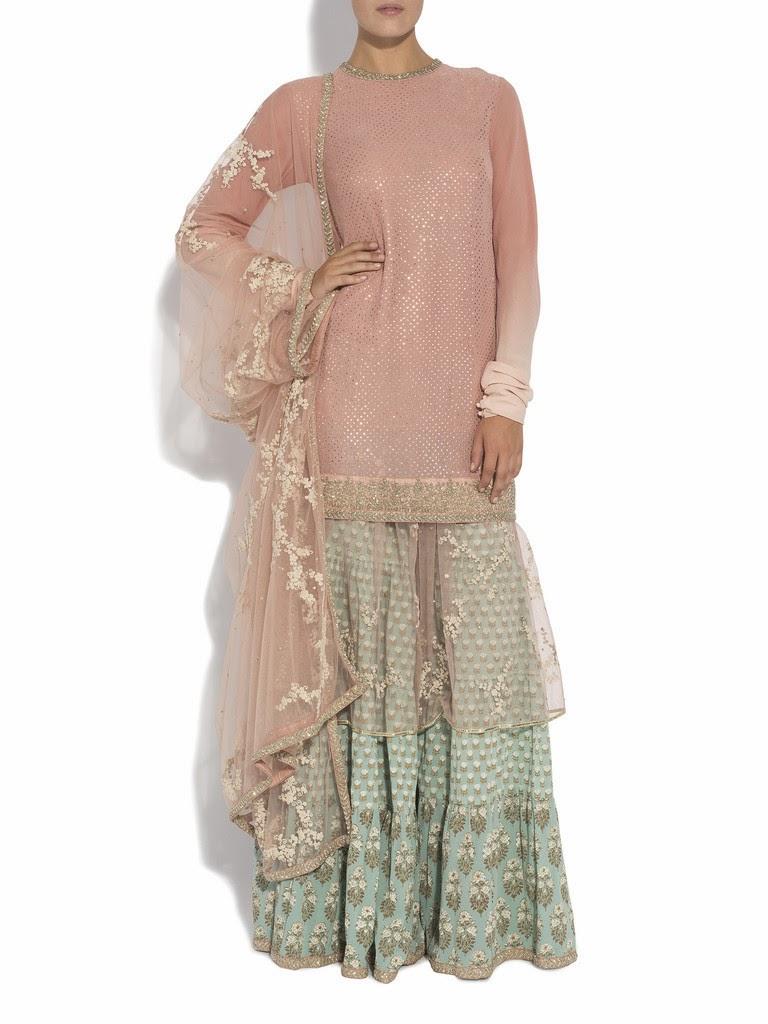 Babes Celeribities Fashion: Designer Sabyasachi Mukherjee ... Sabyasachi Anarkali Suits Collection 2013