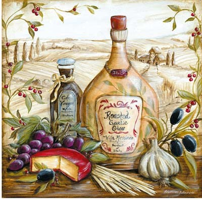 Aromas y sabores...
