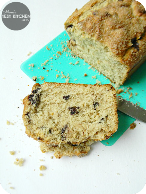 Peanut Butter Chocolate Chunk Bread