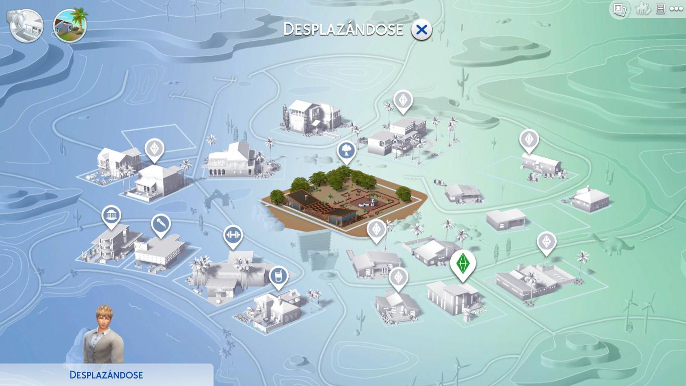 """Guía Sims 4: Desbloquear La """"Gruta Olvidada"""" y El """"Claro Silvestre"""" TS4%2B2014-09-12%2B15-22-11-31"""
