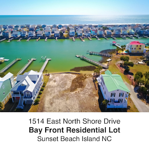 Bay Front Lot SBI