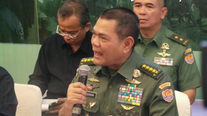 TNI Bangun Desa ke-92 Libatkan 9.300 Prajurit